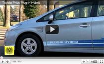Video: Vorstellung des Toyota Prius Plug-in Hybrid