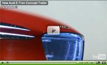 Trailer: Elektrosportwagen Audi e-tron Concept