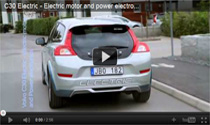 Video: Elektromotor und Leistungselektronik des Volvo C30 Electric