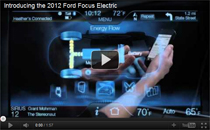 Video: Vorstellung des 2012 Ford Focus Electric