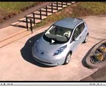 Videovorstellung: Der Nissan LEAF