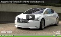 Nissan Ellure: Concept Car mit Hybridantrieb