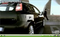 Werbespot für den neuen Fiat Punto Evo