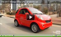 Das Elektroauto Wheego Whip LiFe