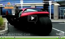 ZAP Alias – Elektroauto mit drei Rädern