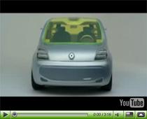 Elektroauto-Studie: Renault ZE Concept