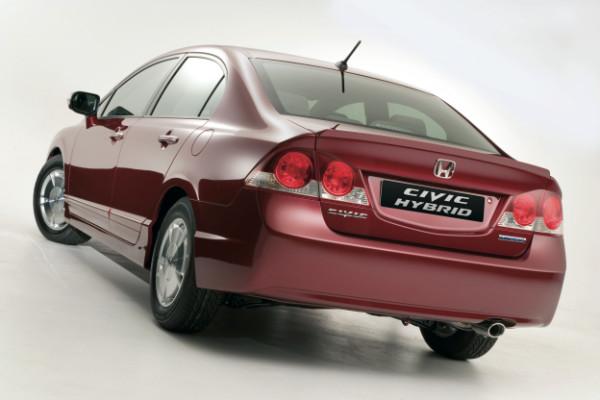 Honda Civic Hybrid (2006)