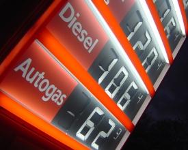Autogas (GPL oder LPG)