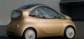 Nissan Nuvu – Studie eines Elektro-Stadtautos
