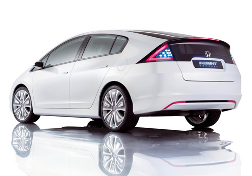 Hybridfahrzeug - Honda Insight Concept