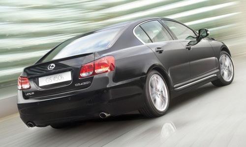 Lexus Gs 450h Hybrid. Lexus Gs 450h Hybrid