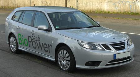 Saab 9-3 BioPower Kombi