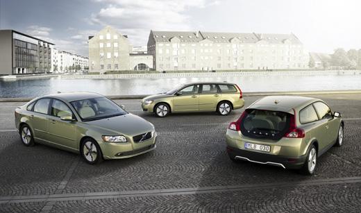 Volvo DRIVe Modelle