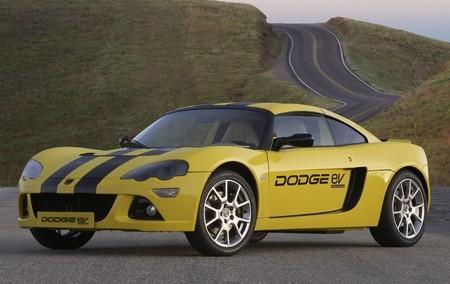 Elektro-Sportwagen Dodge EV