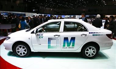 Hybrid-Fahrzeug (BYD) F3 DM