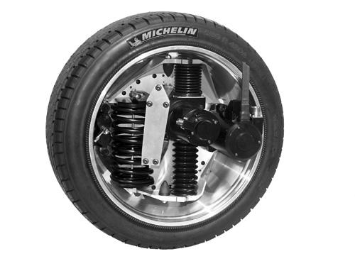 Active Wheel von Michelin