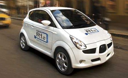 Elektroauto Subaru R1e