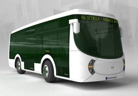Hybrid Bus Tempus