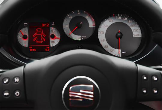 Seat Leon TwinDrive Ecomotive