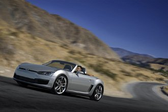 VW Roadster Studie Concept BlueSport