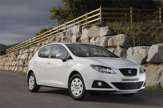 Der neue SEAT Ibiza Ecomotive