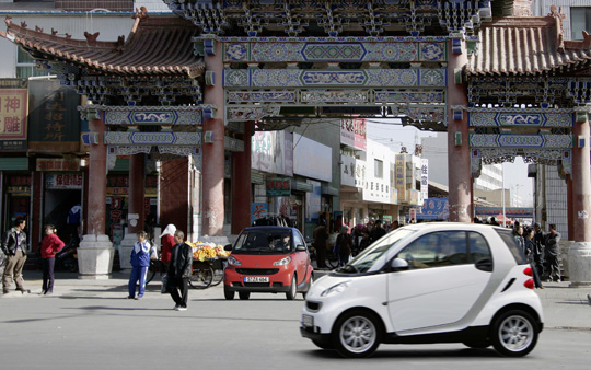 Smart in China