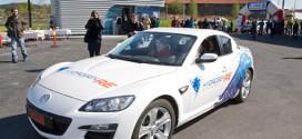 Sportlich mit Wasserstoff: Der Mazda RX-8 Hydrogen RE