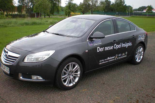 Opel Insignia 1.8 LPi