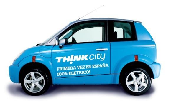 Think City Elektroauto für Spanien