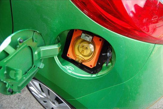 Elektroauto evMe von Energetique