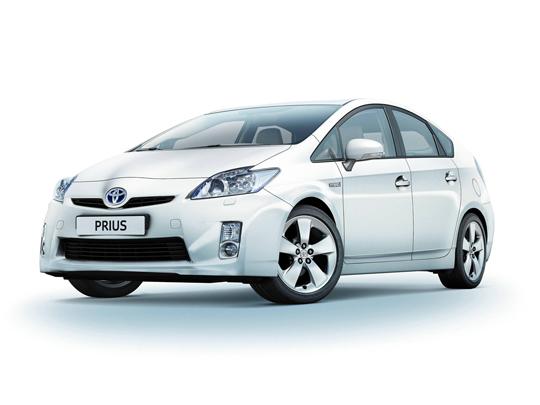 Toyota Prius der 3. Generation wird in Japan als Plug-In Hybrid verleast
