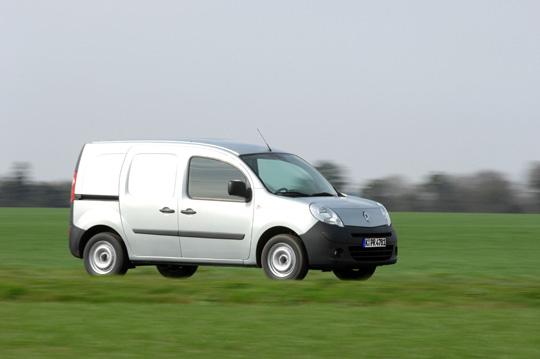 Neuer Renault Kangoo Rapid Eco2