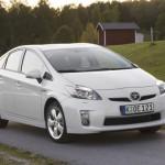 Toyota Prius mit glänzender Ökobilanz