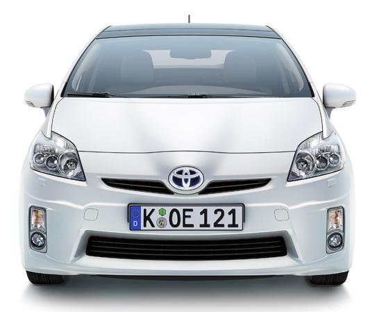 Neuer Toyota Prius