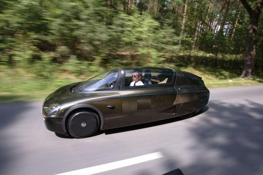 Erstes 1-Liter Auto von VW aus dem Jahr 2002
