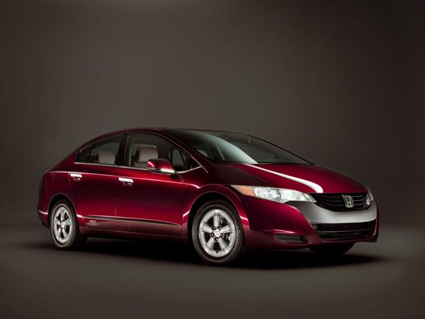 Brennstoffzellenauto Honda FCX Clarity