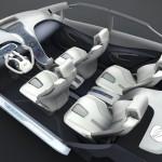Hybrid-Studie Hyundai Blue Wil