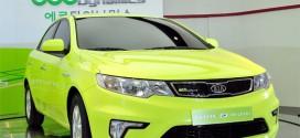 Kia Forte LPI Hybrid mit Flüssigas-Hybrid-Antrieb
