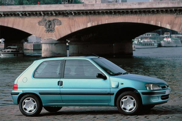 Peugeot 106 Électric