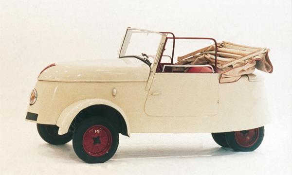 Peugeot VLV Elektrowagen (1941)