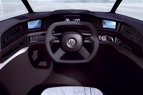 1-Liter-Auto von Volkswagen