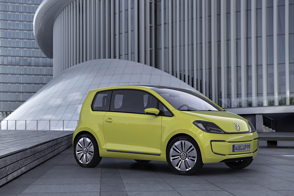 Elektroauto-Studie VW E-Up!