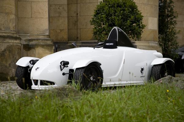 Elektro Extremsportwagen eWOLF e1