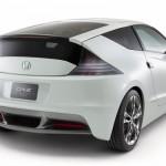 Honda CR-Z Concept 2009