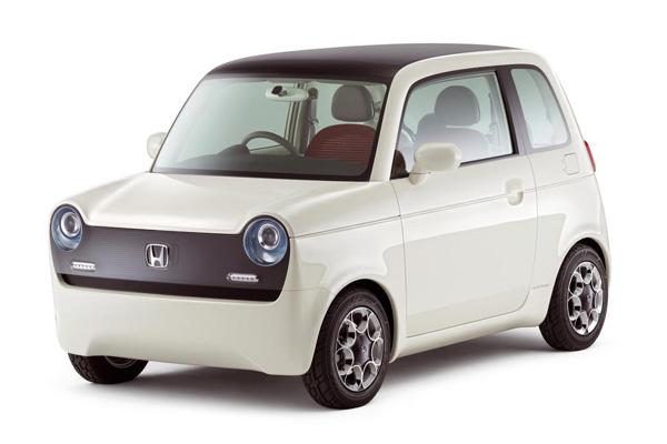 Honda Elektroauto EV-N