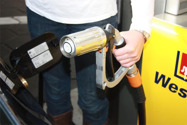 Neue bedienungsfreundlichere Autogas-Zapfpistolen