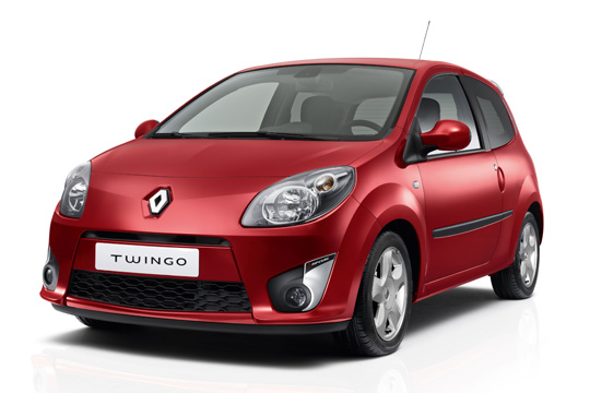 Renault Twingo Rip Curl
