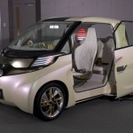 Elektroautostudie Toyota FT-EV II