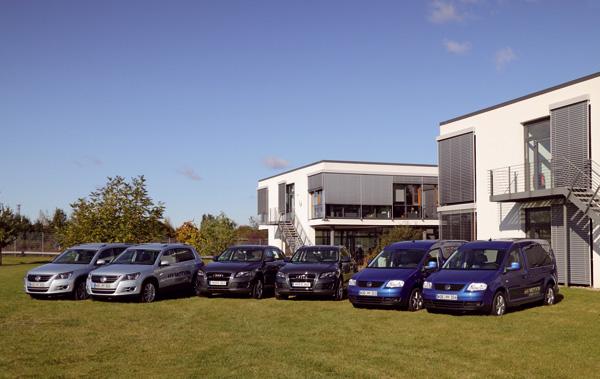 Volkswagen bringt Brennstoffzellenfahrzeuge auf die Strasse