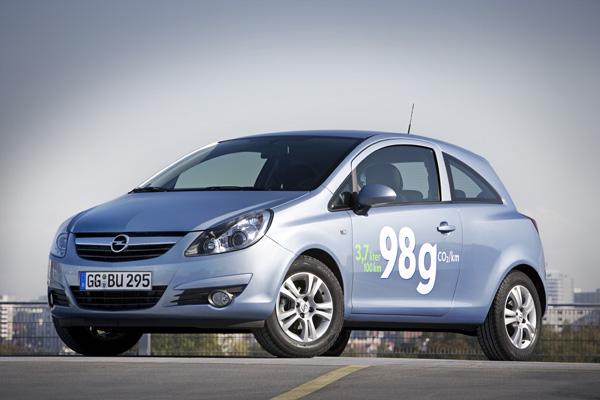 Neuer Opel Corsa 1.3 CDTI ecoFLEX braucht nur 3,7 l/100 km